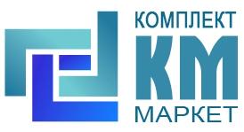 Создание логотипа Комплект Маркет